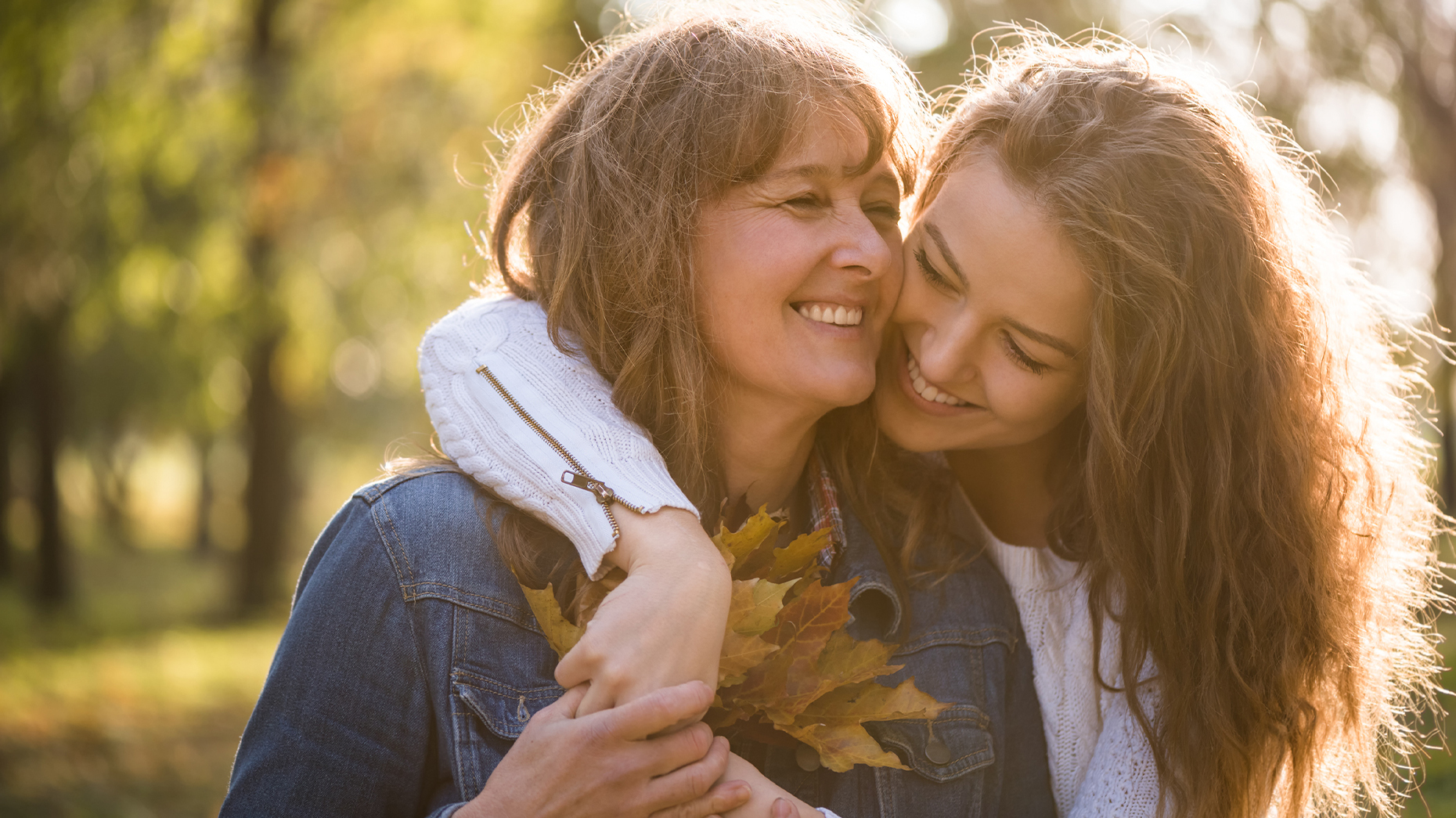 Hug mom a little tighter this Mother's Day